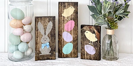 Easter Themed Board & Brush at Chico Marketplace tickets