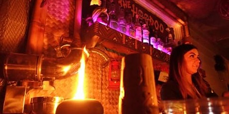 Live From the Hoodoo Hut: An Immersive Tiki Experience tickets