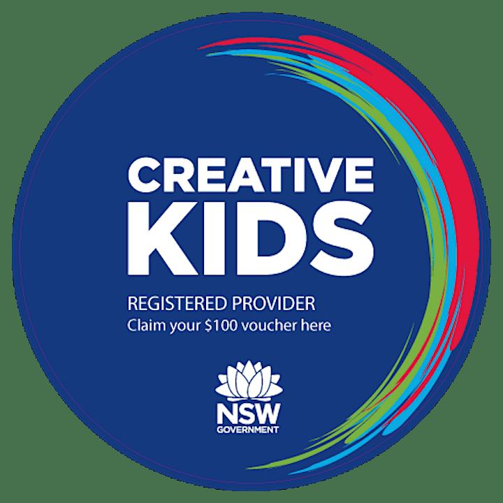 Kids Creative Writing Workshop at Blacktown[Level 1:7-12], [Level 2 :13-15] image