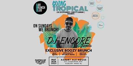Asbury Brunch Club Presents: Going Tropical tickets