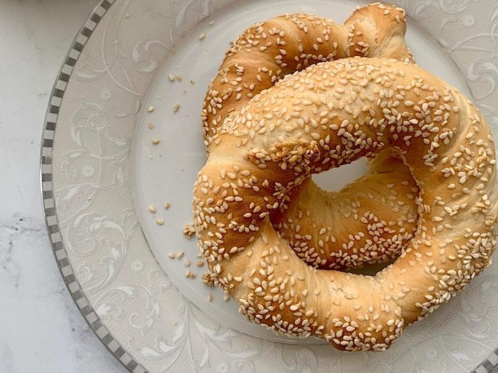 Greek Bakery Cooking & Baking Class Online image