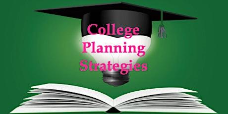 AKA Nu Rho Omega Chapter - #CAP College Planning Strategies Webinar tickets