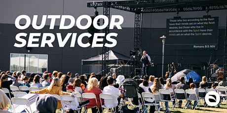 Outdoor Sunday Service tickets