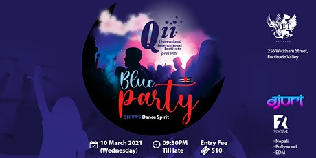 Blue Party - Shiva's Dance Spirit tickets