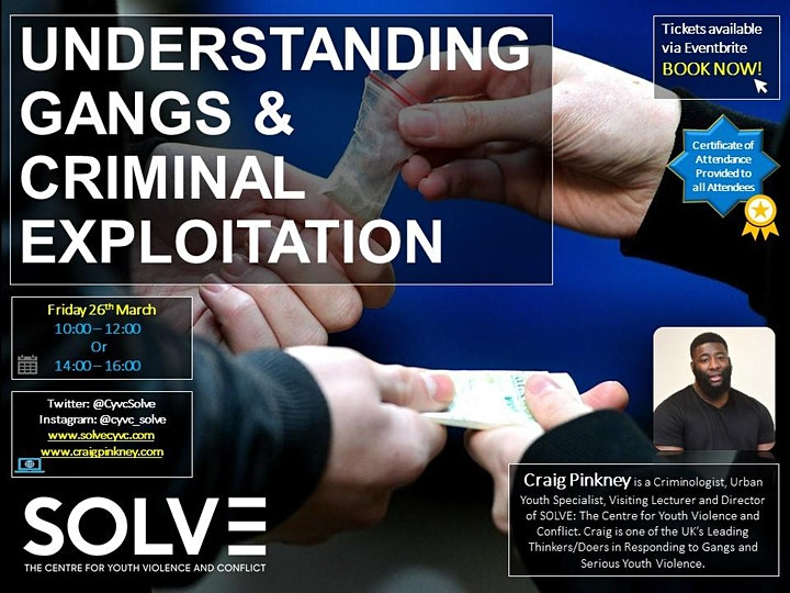Understanding Gangs and Criminal Exploitation image