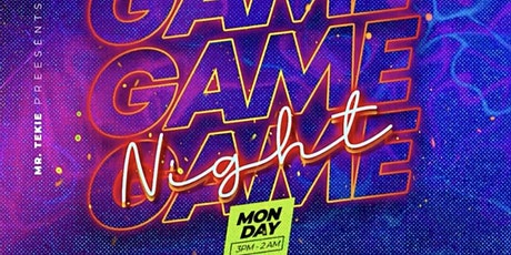 GAME NIGHT MONDAY'S AT XPERIENCE SPORTS BAR  (IG @XPERIENCESPORTSBAR) tickets