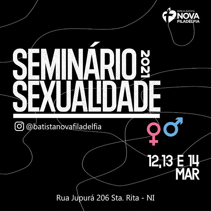 Imagem do evento SEMINÁRIO SEXUALIDADE 2021