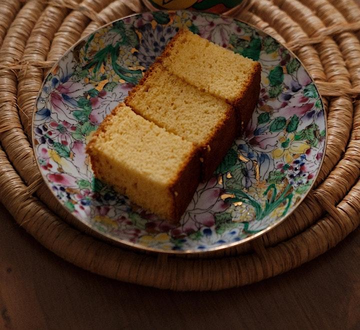 Greek Vegan Desserts Cooking and Baking Class Online image