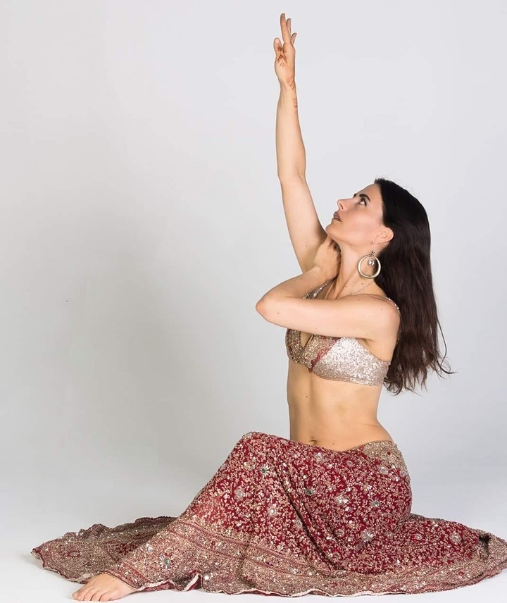 Introduction to Fusion Belly Dance and Dance Performance image