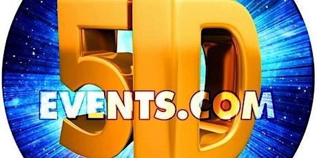 VENDORS OF QUANTUM CONSCIOUSNESS IN DISCLOSURE 5D EVENTS tickets