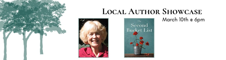 Country Bookshelf Presents: Local Author Showcase image