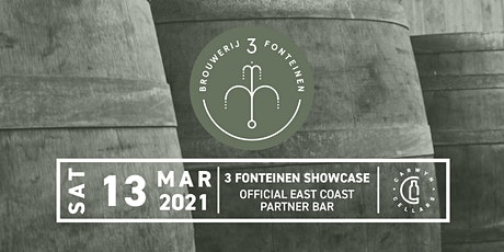 3 Fonteinen Partner Bar Launch Showcase tickets
