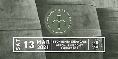 3 Fonteinen Partner Bar Launch Showcase tickets