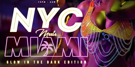 #BRUKOFFYUHBACK NYC Meets MIAMI Spring Break (Dancehall v Afrobeats v Soca) tickets