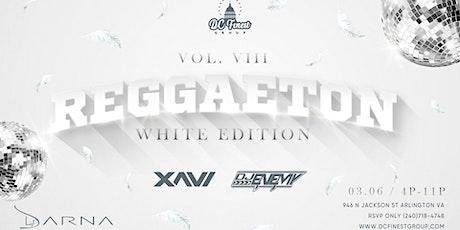Reggaeton V8 (White Edition) tickets