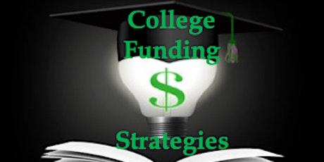 AKA Nu Rho Omega Chapter - #CAP College Funding Strategies Webinar tickets