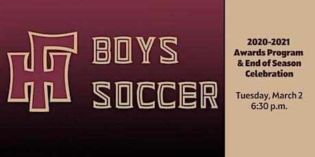 FSUS Boys Soccer Awards Ceremony & End of Season Celebration tickets