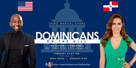 3rd Annual Dominicans on the Hill | The Pandemic: Restoring our Community tickets