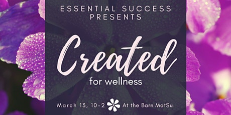 Created for Wellness tickets