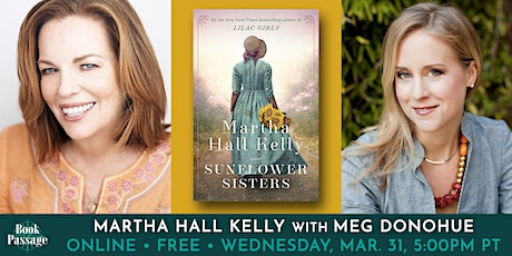 Book Passage Presents: Martha Hall Kelly with Meg Donohue tickets