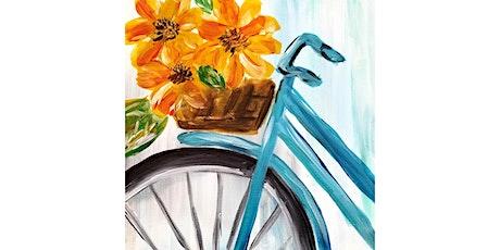 "Rustic Cork, Lake Stevens - Mimosa Morning ""Blue Bike"" tickets"