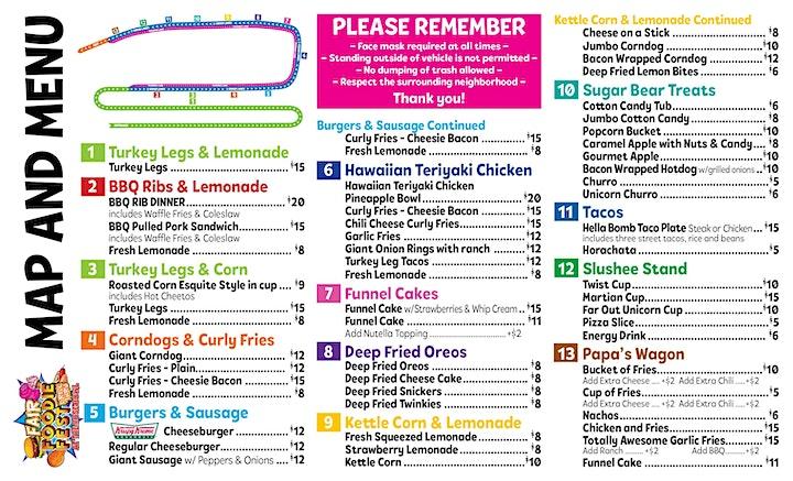 FREE Drive-Thru Fair Foodie Fest @ Rose Bowl Stadium image