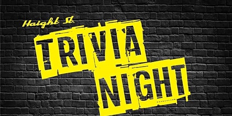 TRIVIA NIGHT at the MILK BAR tickets