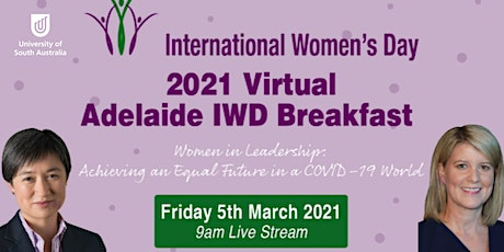 UniSA International Womens Day tickets
