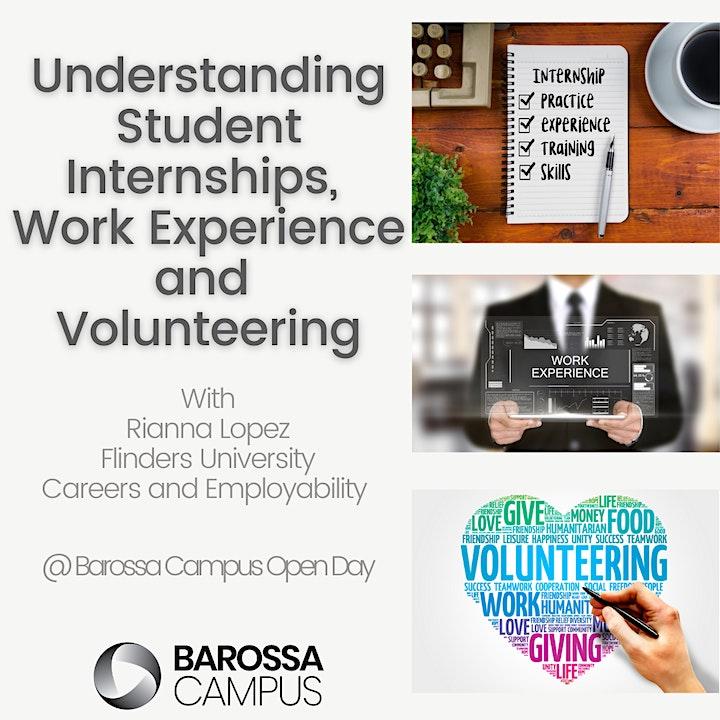 Understanding Student Internships, Work Experience and Volunteering image