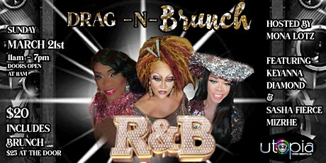 RNB DIVAS DRAG N BRUNCH tickets