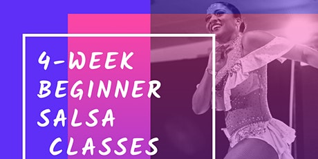 Salsa Class Series tickets