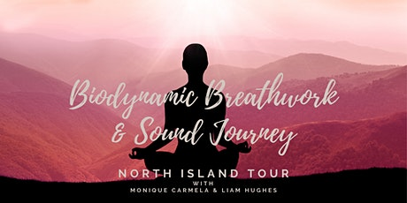 Breathwork & Sound Journey - New Plymouth tickets