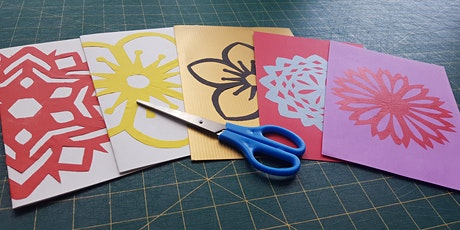 Session 2 Kirigami Workshop with exhibiting artist Elysha Rei 6-12 years tickets