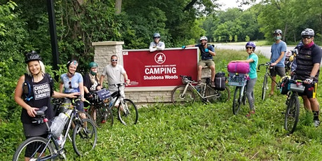 Shabbona Woods Bike Campout 2021 tickets