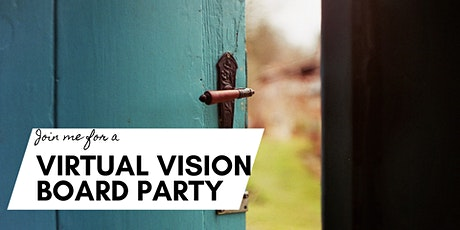 Janna's Virtual Vision Board Party tickets