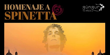 EL FLACO DE LA INDIA - Homenaje a Spinetta - tickets