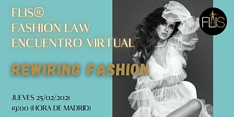 FLIS® Fashion Law Encuentros entradas