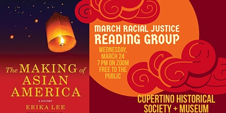 Racial Justice Reading Group tickets