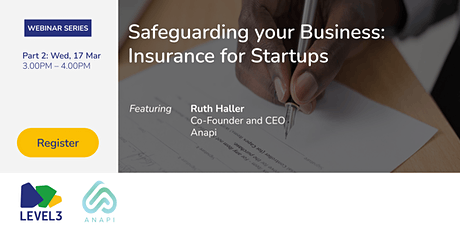 Safeguarding Your Business: Insurance for Startups Part 2 tickets