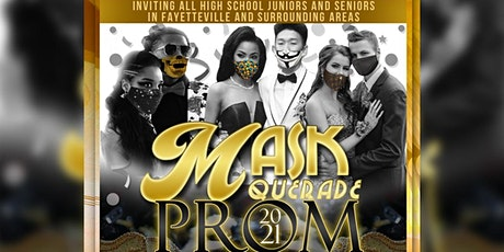 HIGH SCHOOL PROM MASKQUERADE 2021 tickets
