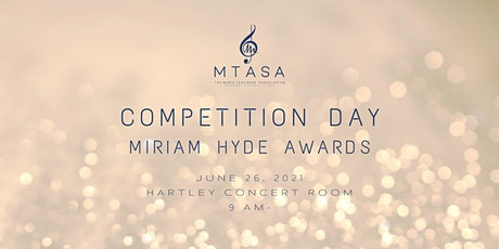 2021MTASA Competition Day tickets