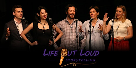 Life Out Loud Storytelling: RUMOUR tickets