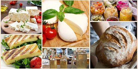 Cheese, Sourdough & Fermented Foods Workshops - Brighton tickets