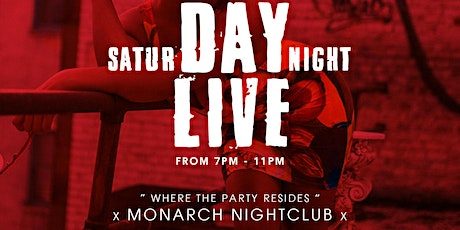 saturDAY LIVE (Happy Hour & Day Party) 7p - 11p tickets