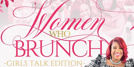 Women Who Brunch tickets