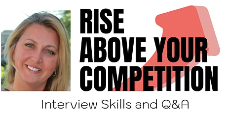 Interviewing in a Competitive Job Market tickets