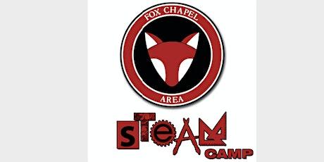 FCASD STEAM Summer Camps 2021 tickets