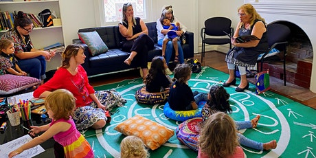 SCHOOL HOLIDAY fun - Children's Cultural Storytelling tickets