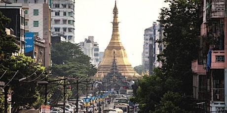 Myanmar – the inside story tickets