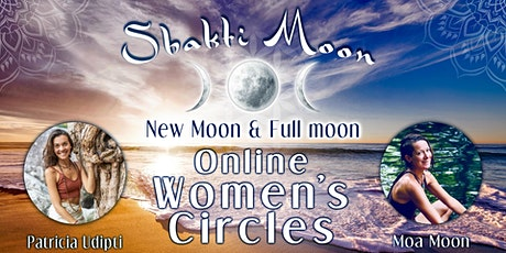Shakti Moon Online Women's Circles tickets